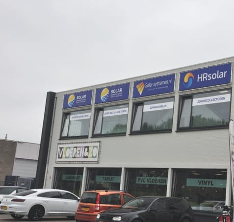 Solar experience center - Bezoek ons Solar Experience Center in Culemborg
