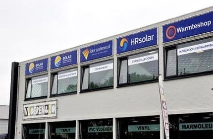 Solar experience center -