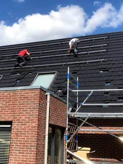 Solar Experience - Stap 4: Installatie