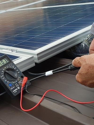 Solar Experience - Stap 2: Offerte