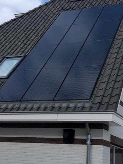 Solar Experience - De dunne film zonnepanelen